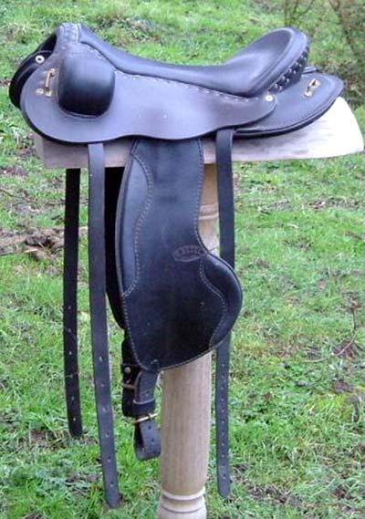 comete occasion selle equitation hugues petel