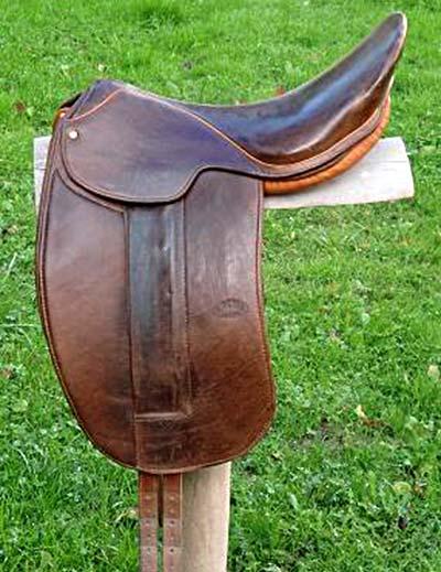 dressage selle equitation hugues petel