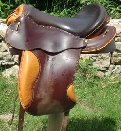 flash occasion selle equitation hugues petel